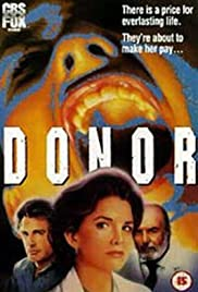 Donor (1990) Poster - Movie Forum, Cast, Reviews