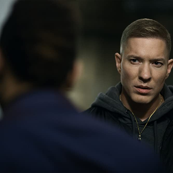 Joseph Sikora and Rotimi in Power (2014)