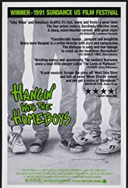 Hangin' with the Homeboys (1991) Poster - Movie Forum, Cast, Reviews