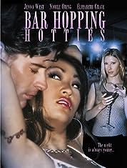 bar hopping hotties poster