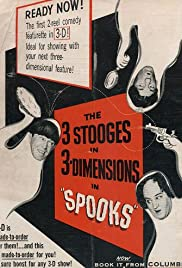 Spooks! (1953) Poster - Movie Forum, Cast, Reviews