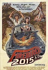 Firebird 2015 AD Poster