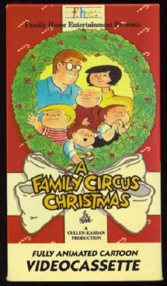 A Family Circus Christmas (1979)
