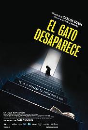 El gato desaparece Poster