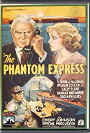 The Phantom Express (1932) Poster - Movie Forum, Cast, Reviews
