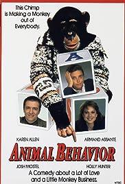 Animal Behavior(1989) Poster - Movie Forum, Cast, Reviews