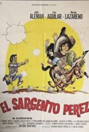 El sargento Perez Poster