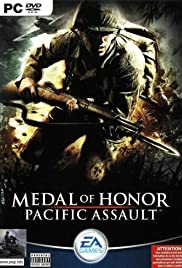 Medal of Honor: Pacific Assault Poster