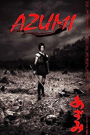 Azumi poster