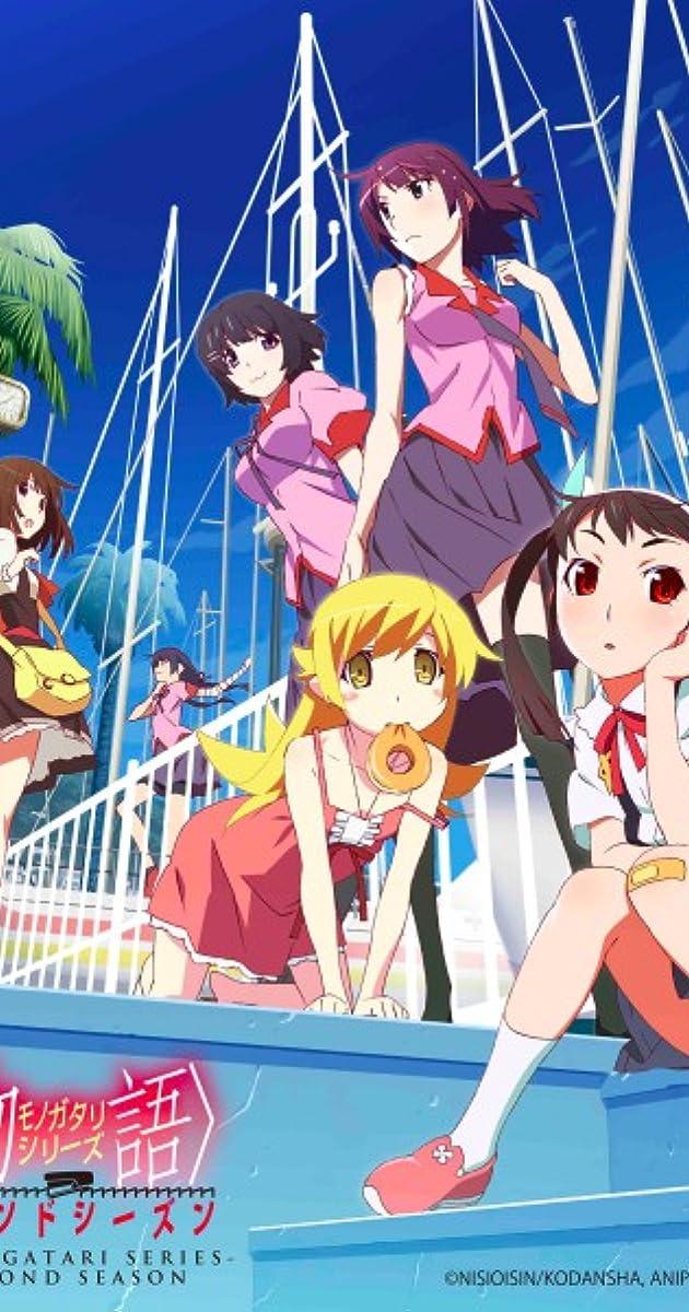 Monogatari Series: Second Season (TV Series 2013– ) - IMDb
