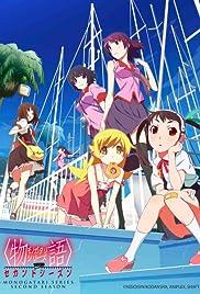 Monogatari Series: Second Season Poster - TV Show Forum, Cast, Reviews