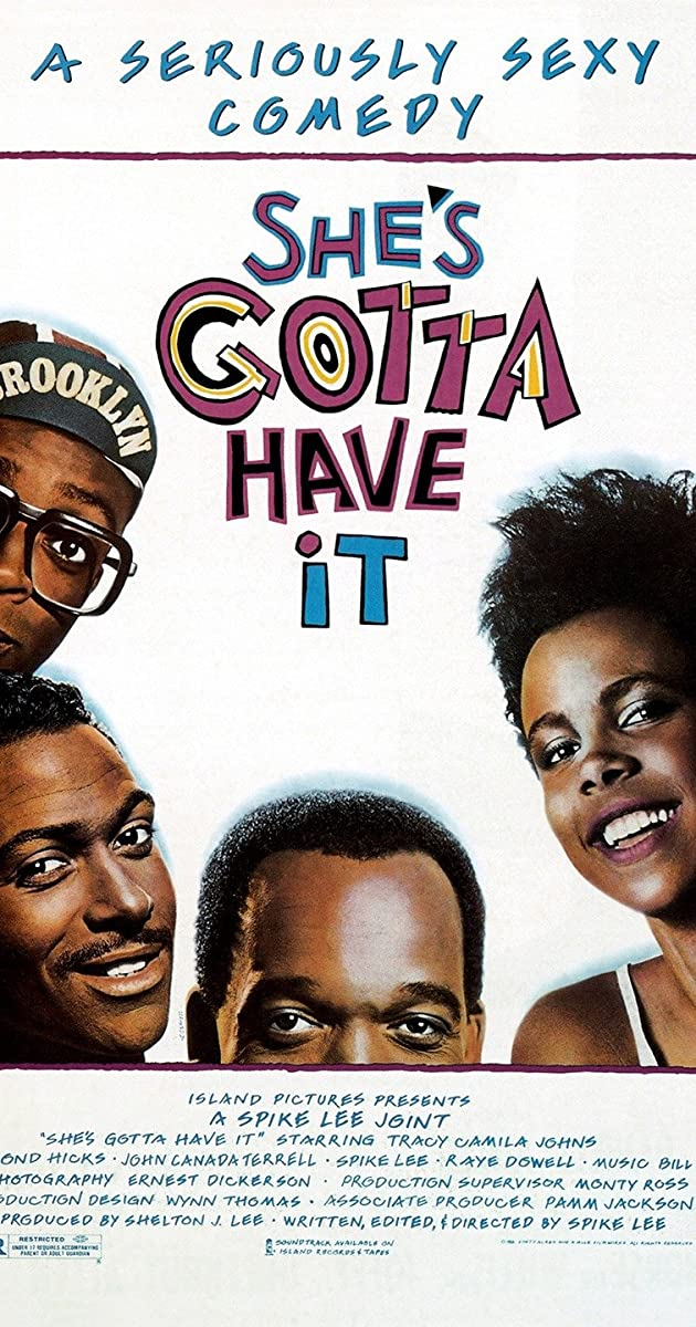 Poster She's Gotta Have It Film