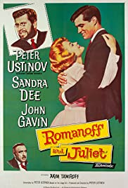 Romanoff and Juliet (1961) Poster - Movie Forum, Cast, Reviews