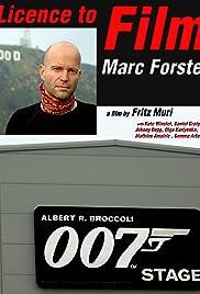 Marc Forster - Der Weg zu 007 Poster