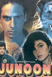 Junoon (1992) Poster - Movie Forum, Cast, Reviews