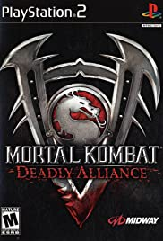 Mortal Kombat: Deadly Alliance (2002) Poster - Movie Forum, Cast, Reviews