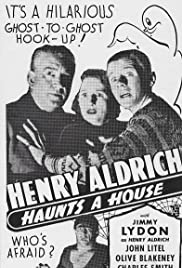 Henry Aldrich Haunts a House (1943) Poster - Movie Forum, Cast, Reviews