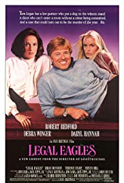 Legal Eagles (1986) Poster - Movie Forum, Cast, Reviews
