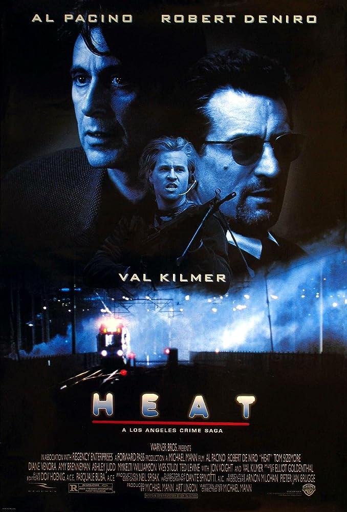 Karštis / Heat (1995)