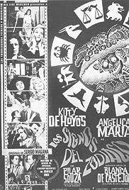 Los signos del zodiaco Poster
