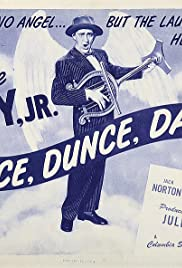 Dance, Dunce, Dance Poster