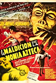 La maldición de la momia azteca (1957) Poster - Movie Forum, Cast, Reviews