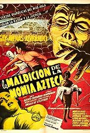 La maldición de la momia azteca Poster