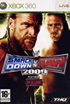 Image of WWE SmackDown vs. RAW 2009