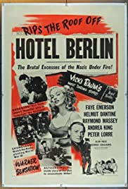 Hotel Berlin (1945) Poster - Movie Forum, Cast, Reviews