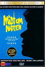 Midt om natten (1984) Poster - Movie Forum, Cast, Reviews