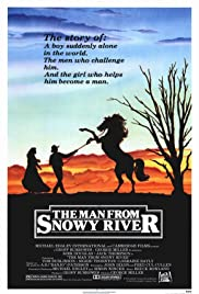 The Man from Snowy River(1982) Poster - Movie Forum, Cast, Reviews