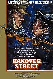 Hanover Street Poster
