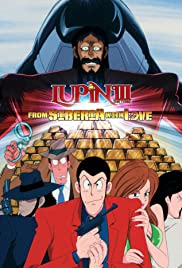 Lupin the 3rd: From Siberia with Love Poster