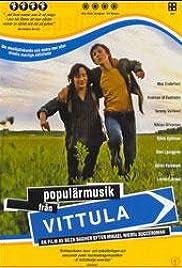 Populärmusik från Vittula Poster