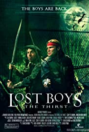 Lost Boys: The Thirst (2010) Poster - Movie Forum, Cast, Reviews