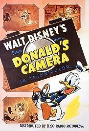 Donald's Camera Poster