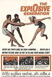 The Explosive Generation (1961) Poster - Movie Forum, Cast, Reviews
