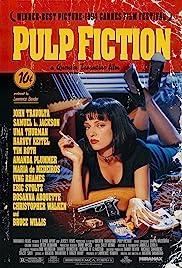 Pulp Fiction(1994) Poster - Movie Forum, Cast, Reviews