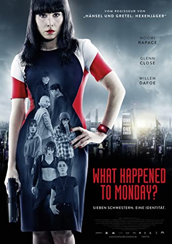 MOVIE: What Happened to Monday (2017)