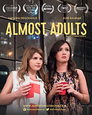 Almost Adults poster