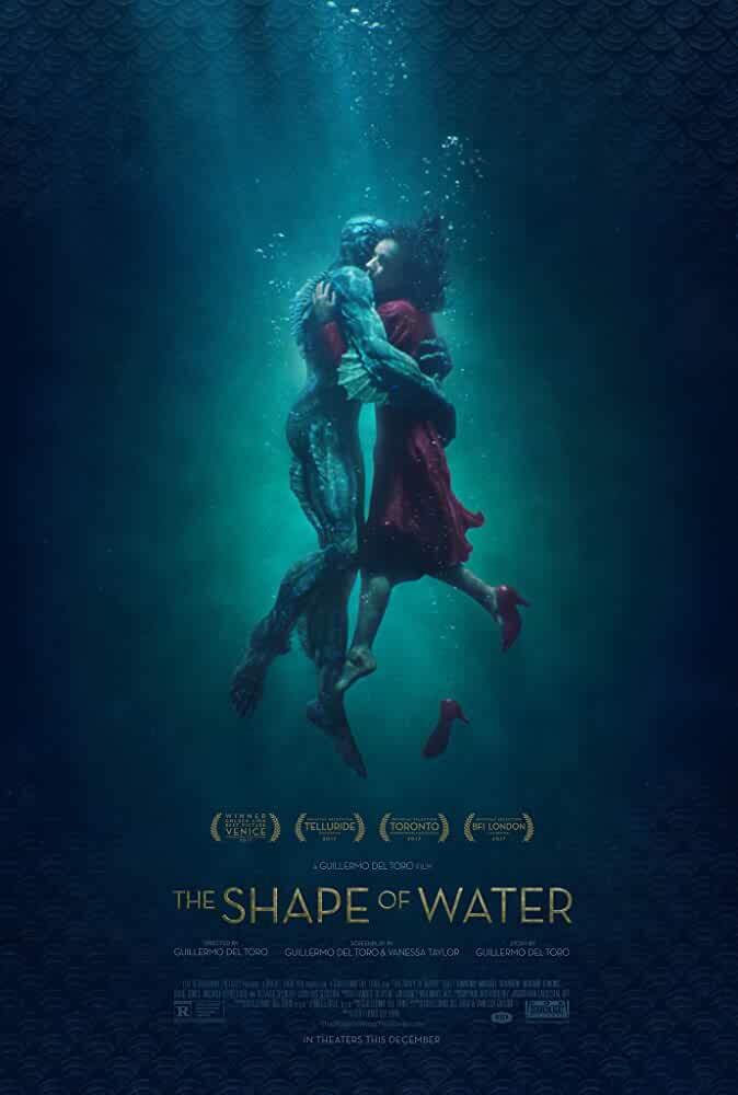 The Shape of Water (2017) Full Movie [English-DD5.1] 720p BluRay ESubs Download