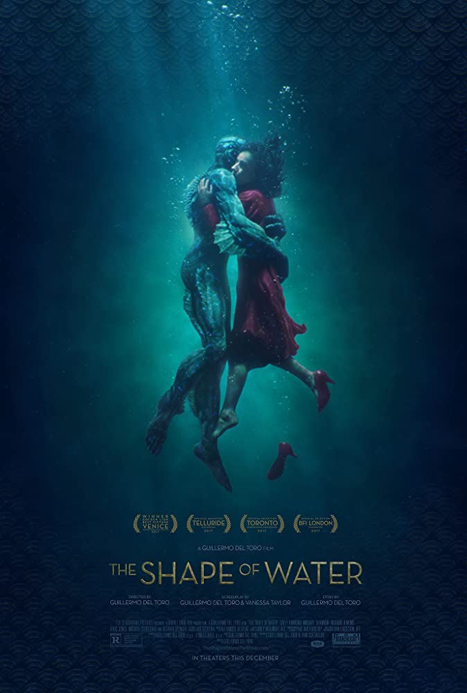 The Shape of Water Oscar Winning Movie 2017