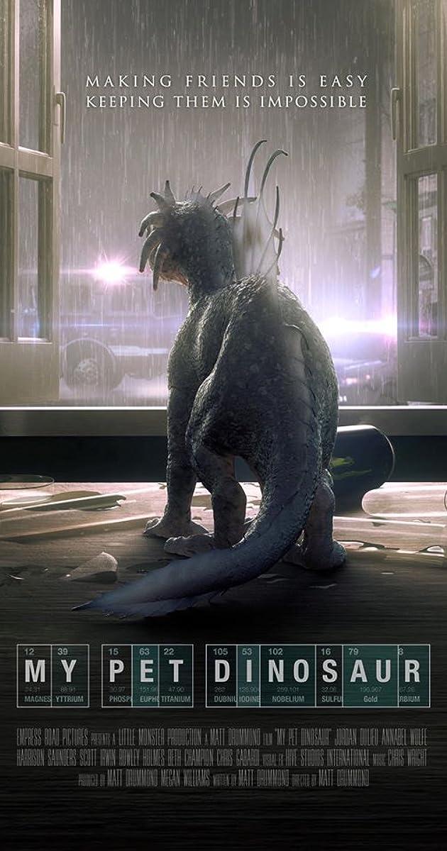 Mano augintinis dinozauras online