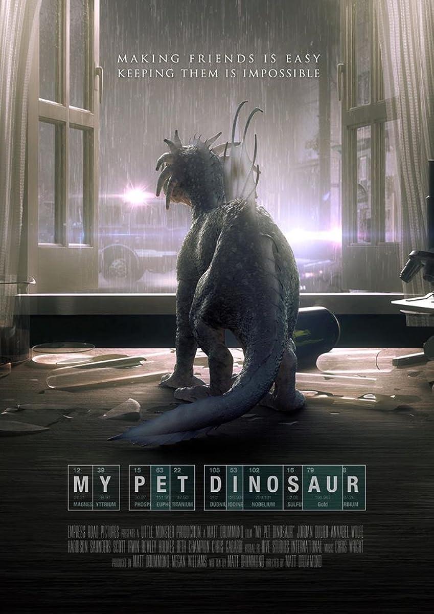 Mano augintinis dinozauras