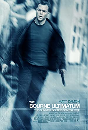 The Bourne Ultimatum Pelicula Poster