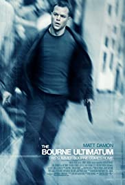 The Bourne Ultimatum (English)
