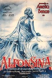 Alfonsina Poster