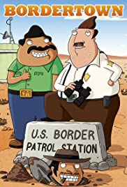 Bordertown Poster - TV Show Forum, Cast, Reviews