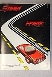 Speed Freak Poster