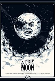 A Trip to the Moon  Poster